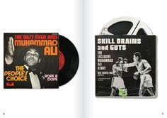 Muhammad Ali - Record Covers