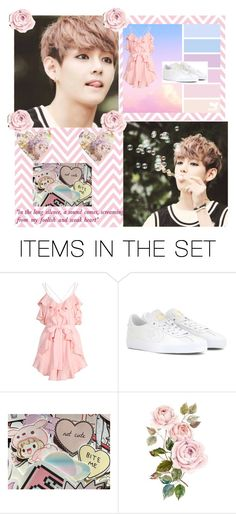 """""""BOTBTSB ROUND ONE ✨"""" by exo-kay on Polyvore featuring art and botbtsb"""