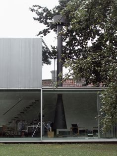 sixtensason: schau: Maarten van Severen / Pavilion Deurle Endless inspiration…