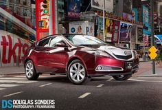 Acura Equals Technology: 5 Apps for Getting Around New York City