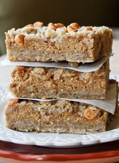 Pumpkin Pie Bars-the perfect treat for fall to make and share!