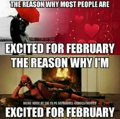 Deadpool // Finally! I'm seing the movie tonight. So excited!!! :D