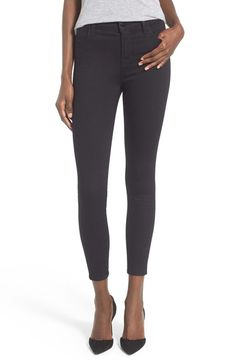 929639025a63 J Brand  Alana  High Rise Crop Skinny Jeans (Vanity) available at