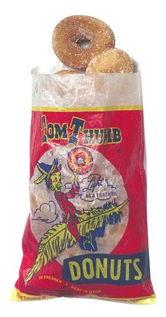 A Minnesota State Fair must!  Have to admit I had a couple bags of these this year.