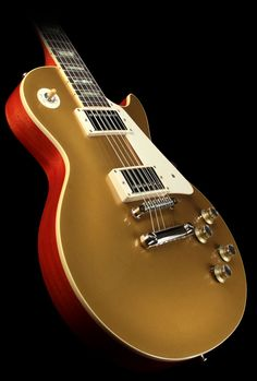 The timeless Gibson Goldtop, everyone should own at least one.
