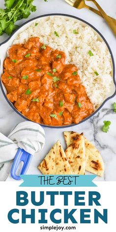 This Butter Chicken Recipe is so easy and so delicious. It's the perfect weeknight meal. Better than take out, you'll love making this Indian Butter Chicken at home! Indian Food Recipes, Asian Recipes, Beef Recipes, Cooking Recipes, Healthy Recipes, Best Baked Chicken Recipe, Great Chicken Recipes, Chicken Meals, Honey Garlic Chicken Thighs