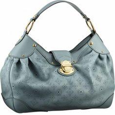 Bleu Ciel Mahina LVML003 Louis Vuitton in pelle
