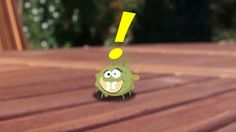 Hand Hygiene: Germy the Germ Gets Washed Away! K-2nd video