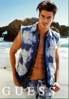 Gui Fedrizzi for Guess Jeans SS 2014