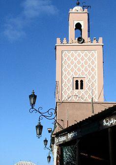 Plaza Jemaa El Fna de Marrakech
