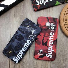 シュプリーム Supreme Galaxy S9/S9 スマホケース ジャケット 新品登場 ギャラクシー S8/S8カバー コラボ Aape 可愛い シンプソン 激安