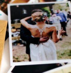 Mimento and weddings. #mimentoapp #polaroid #wedding