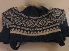 Mariusgenser og lue størrelse 1 år Knitted Hats, Winter Hats, Beanie, Knitting, Fashion, Moda, Tricot, Fashion Styles, Knit Caps
