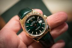 Emerald Rolex