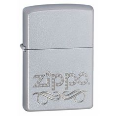 Zippos Classic Satin Chrome lighter is suitable for gift giving in its environmentally friendly gift box and comes with a lifetime guarantee. For optimum performance, fill with Zippo Premium Lighter F