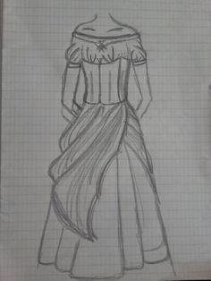 Dress, pencil