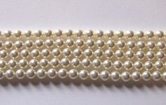 Swarovski elements Crystal pearl beads style by CrystalsByThePiece
