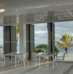 Long Beach Hotel by Keith Interior Design and Stauch Vorster Architects