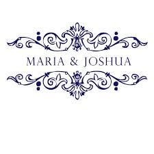 Resultado de imagen para wedding monogram