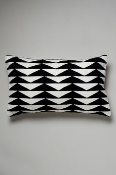 Black Marble Cushion / Suki Cheema