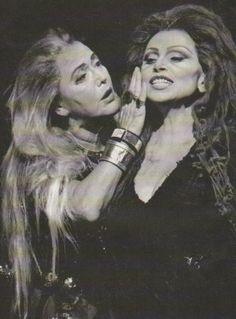 Marilyn Zschau&Leonie Rysanek in 'Elektra'