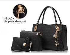 Genuine Leather Women's Handbag