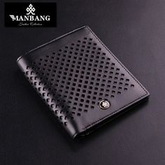 Free Post new genuine Manbang Pierre upscale men's leather wallet men worth having vertical | rainsa2kimberlya1308a