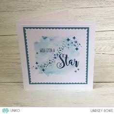 Uniko Studio Stamps. Reach For The Stars