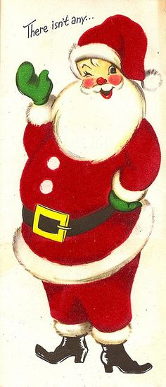 A wink! we had something just like this on our door at christmas time every year when i was a kid.