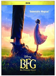 Amazon.com: The BFG: Mark Rylance, Ruby Barnhill, Penelope Wilton, Jemaine Clement, Rebecca Hall, Bill Hader, Steven Spielberg, Screenplay By Melissa Mathison, Based On The Book By Roald Dahl: Movies & TV