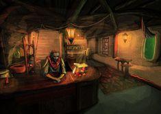 Hlaalu Tavern by CentificGrafics on DeviantArt