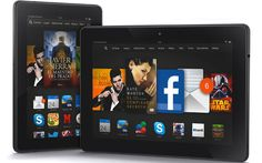 Consigue una Tablet Kindle de Amazon