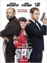 Susan Cooper est une modeste et discrète analyste au siège de la CIA. Héroïne méconnue, elle assiste à distance l'un des meilleurs espions de l'agence, Bradley Fine, dans ses missions les plus périlleuses. Lorsque Fine disparaît et que la couverture d'un autre agent est compromise, Susan se porte volontaire pour infiltrer le redoutable univers des marchands d'armes et tenter d'éviter une attaque nucléaire…