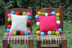 Amohadones argentinos tejidos en telar Productos | Salta Trading
