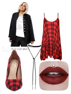 """#10"" by artloginovs on Polyvore featuring Alice & You, Mix No. 6, WearAll and plus size clothing"