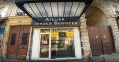 Atelier Images Services, réparation matériel photo
