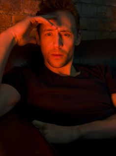 Tom Hiddleston by Mari Sarai