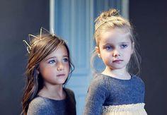 Nanos otoño – invierno 2014, de princesas y caballeros