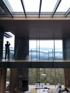 Shooting the view of Whistler through the window. Through The Window, Whistler, This Is Us, House Ideas, The Incredibles, Windows, Landscape, Architecture, House Styles