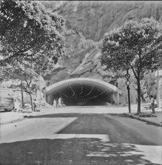Tunel Sa Freira na inauguracao