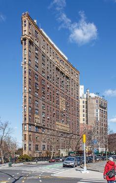 New York City Boroughs ~ Brooklyn | 47 Plaza Street West. Designed by Rosario Candela, 1928.