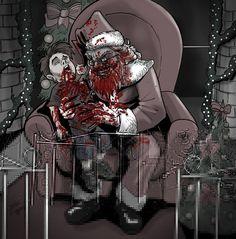 .. Bad Santa, Darth Vader, Anime, Fictional Characters, Cartoon Movies, Anime Music, Fantasy Characters, Animation, Anime Shows