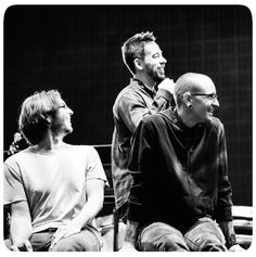 Rob, Mike, and Chester - Linkin Park
