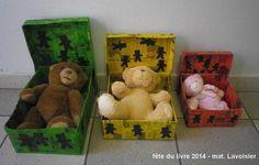 les ours de Boucle d'or