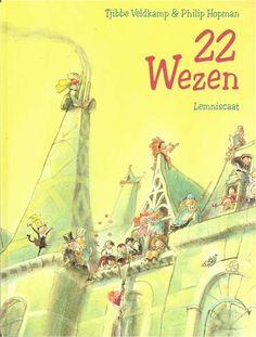 Tjibbe Veldkamp en Philip Hopman: 22 Wezen