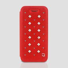 Apple Iphone 5s,5 LUXURY Handmade  in ITALY Leather Case (PU)