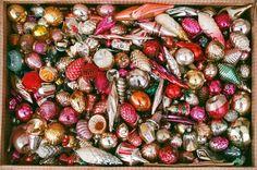 vintage russian ornaments
