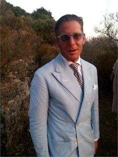 Lapo Elkann-The Man