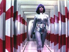 Sci Fi Movies, Movie Tv, Science Fiction Kunst, Sci Fi Tv Series, Sci Fi News, Vintage Television, Aliens And Ufos, Space Girl, Photo Archive