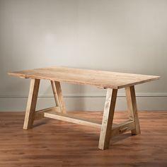 Scaffold Board Dining Table